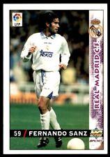Mundicromo las inte de la Liga 98 99 Fernando Sanz Real Madrid Nº 59