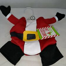 Pet Hoodie Cheerful Holiday Dress Up Hoodies Costume