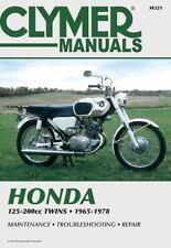 Honda 125-200Cc Twins, 1965- 1978, Penton Staff