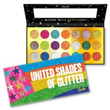 RUDE? United Shades of Glitter - 21 Pressed Glitter Palette