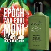 NuSkin Epoch Ava Puhi Moni Shampoo And Light Conditioner 750ml