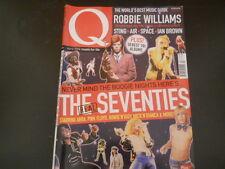 David Bowie, Robbie Williams, Sting, Sex Pistols - Q  Magazine 1998