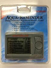 Marineland-Aqua-Reminder-Programmable-Aquarium-Service-Alert  Marineland-Aqua-Re