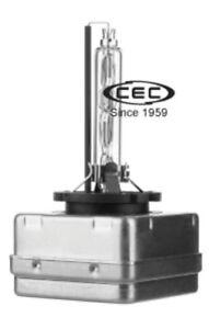 Headlight Bulb-Coupe CEC Industries D1S