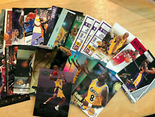 1996-2019 KOBE BRYANT SINGLES FROM ALL MAKERS - FILL SET OR YOU PICK FAVORITES