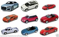 Welly Mercedes Plastic Diecast Vehicles, Parts & Accessories