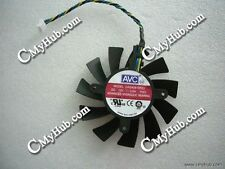 EVGA Geforce GTX 560 GTX560 550TI DASA0815R2U DC12V 0.60A Graphics Cooling Fan