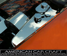 2005-13 Corvette C6 & GS Automatic Polished Water Tank Cover, Caps are Included
