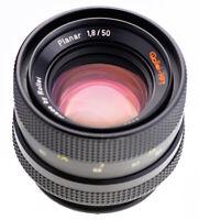 Rollei Planar 50 mm f 1,8 HFT /  QBM /  SN:1103023 Top Prime Lens  ( 765 )