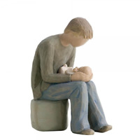 Willow Tree  New Dad  Figure  New & Boxed