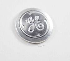 GE Laundry Appliance Nameplate WH01X10648, Genuine, OEM Part, NEW
