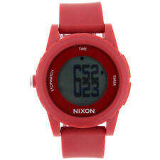 Relojes de pulsera Nixon de goma para hombre