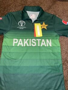Pakistan  Cricket World Cup 2019 Player Edition BNWT