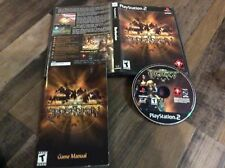 Barbarian (Sony PlayStation 2, 2002) Used Free US Shipping