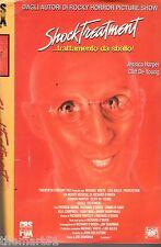 Shock Treatment. Trattamento da sballo! (1981) VHS CBS Fox  Video 1a Ed. -