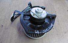 Subaru Justy I KAD yr. 89–95 BLOWER MOTOR HEATER BLOWER 162500-1760