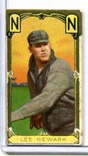 1911 T205 Polar Bear WYATT LEE Newark Minor League VG
