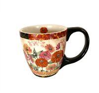 14 oz Birds LANG Flowers Garden Gate 5021089 Summer Birdhouse Ceramic Coffee Mug Art by Tim Coffey