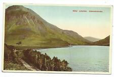 IRELAND - DHU LOUGH, CONNEMARA   Postcard