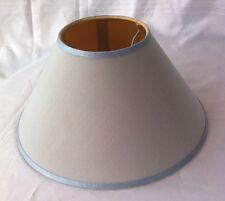 PARALUME PVC TAGLIO CINESE 30 CM CELESTE lampada piantana  SUPER PREZZO STOCK