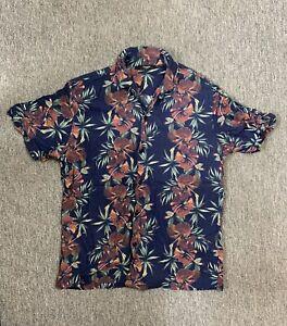 Jack & Jones Short Sleeve Shirt Size Large