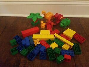 Lego Duplo Dinosaur lot