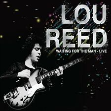 Lou Reed - WAITING FOR THE MAN - LIVE [CD]
