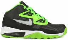 NIKE TRAINERS, NIKE AIR TRAINER SC JUNIORS TRAINERS, SHOES BLACK UK 6, EUR 40