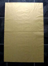 "5 LARGE Sheets Acid Free METALLIC GOLD Tissue Paper 18"" x 28"" (450x700mm)"