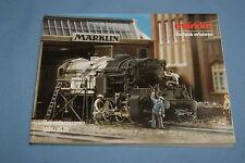 Marklin Katalogue 1994/95 D