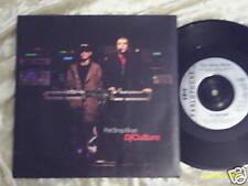 "7"" Vinyl NEU Pet Shop Boys DJ CULTURE Music For Boys rare UK R6301 Petshopboys"