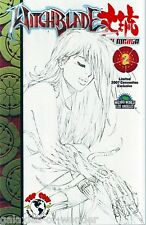 Witchblade : Takeru Manga #2 Wizard World Los Angeles 2007 exclusive