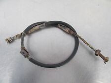 EB298 2005 05 SUZUKI LTA 700 KING QUAD 700 REAR BRAKE CABLE