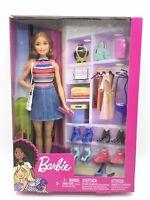 Barbie Puppe mit Accessoires