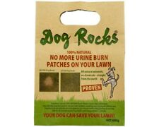 Lawn Protecting Dog Rocks Prevents Urine Burns Patches on Lawn Grass 600g