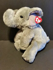 "1997 Ty Classic Plush 11"" Spout the Elephant"