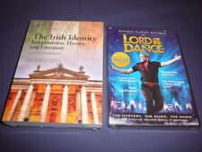 Teaching Co Great Courses DVDs       THE IRISH IDENTITY          new +  BONUS