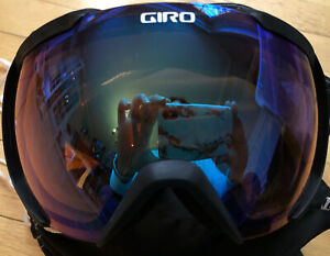 Giro Onset Snow Goggles (MSRP: $150) Lens By Zeiss