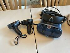 HTC VIVE Cosmos VR Headset & Controllers — Barely Used