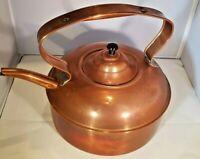 Eve-ware Copper Kettle- Circa 1940s