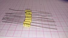 10 x ERO MKT1813 0,22 µF uF / 63 V / 10% Folienkondensator axial 0,22 uF / 63 V