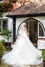 Enzoani Charlotte wedding dress - ivory