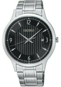 Seiko Gents Classic Watch SGEH81P1 NEW