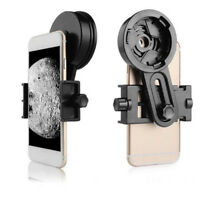 Cell Phone Adapter Mount Binocular Monocular Spotting Range Telescope Universal