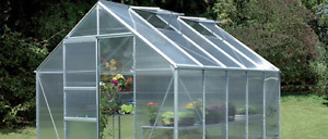 Clear Plastic/PETG/Perspex for shed windows 610x610x3mm and more sizes