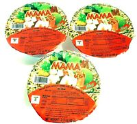 MAMA Shrimp Tom Yum Instant Bowl Noodles 2.12 oz ( Pack of 3 )~ US SELLER