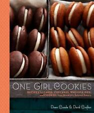 One Girl Cookies: Recipes for Cakes-ExLibrary