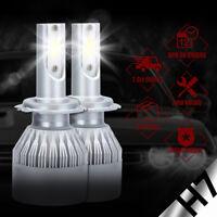 XENTEC LED HID Headlight kit H7 White for Mercedes-Benz E550 2007-2012
