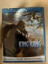 New ListingKing Kong (Blu-ray Disc, 2009) Brand New Factory Sealed Free Shipping