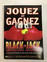 Jouez et gagnez au black-jack de Vancura, Olaf, Fuchs, Ken | Livre | d'occasion